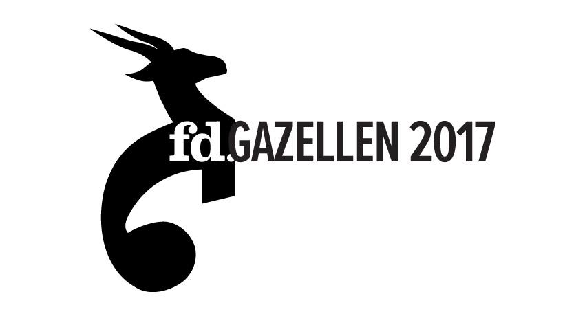 WETALENT Nieuws afbeelding WETALENT uitgeroepen tot FD Gazelle 2017