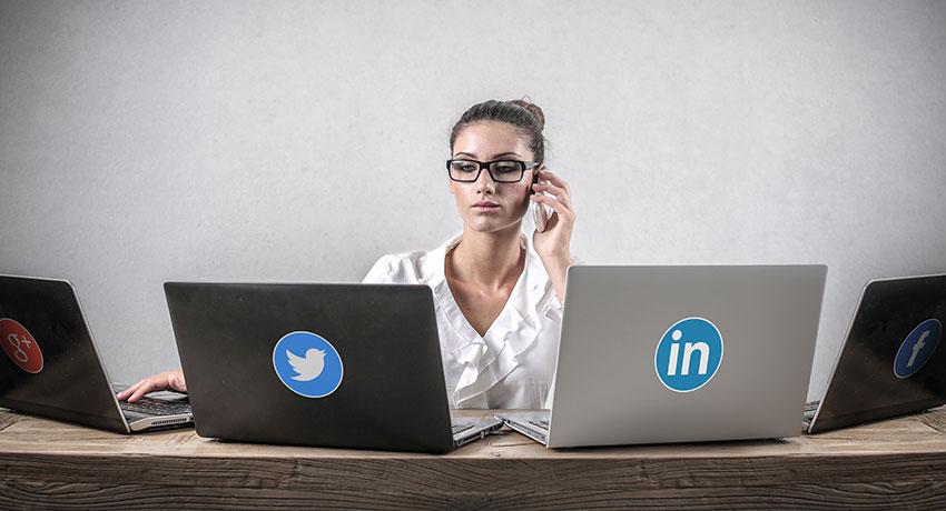 WETALENT blog afbeelding over: 8 feiten over recruiters: Hoe Social Media wordt gebruikt om jou te vinden! [infographic]