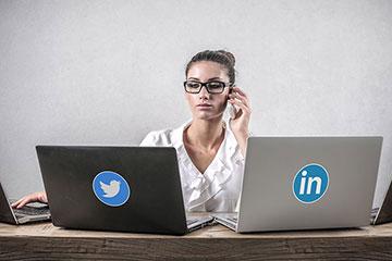 WETALENT Blog afbeelding 8 feiten over recruiters: Hoe Social Media wordt gebruikt om jou te vinden! [infographic]
