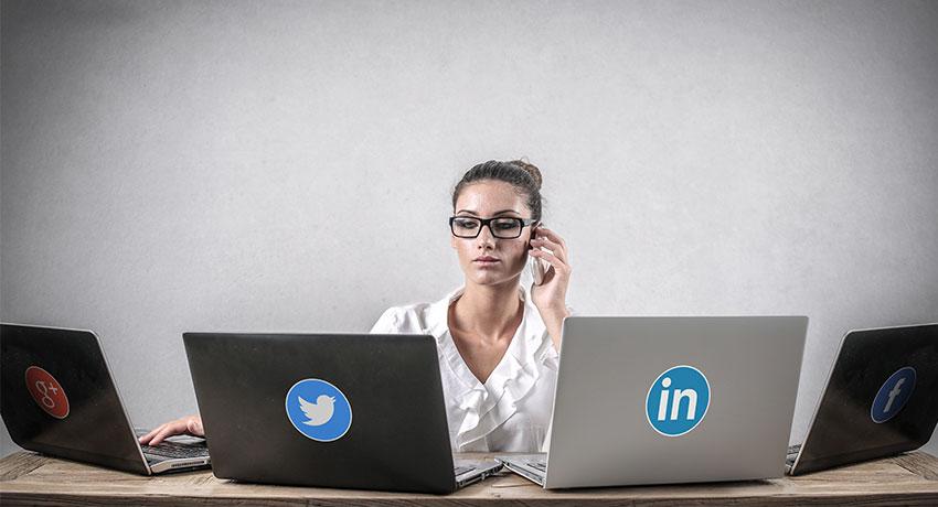 8 feiten over recruiters: Hoe Social Media wordt gebruikt om jou te vinden! [infographic]