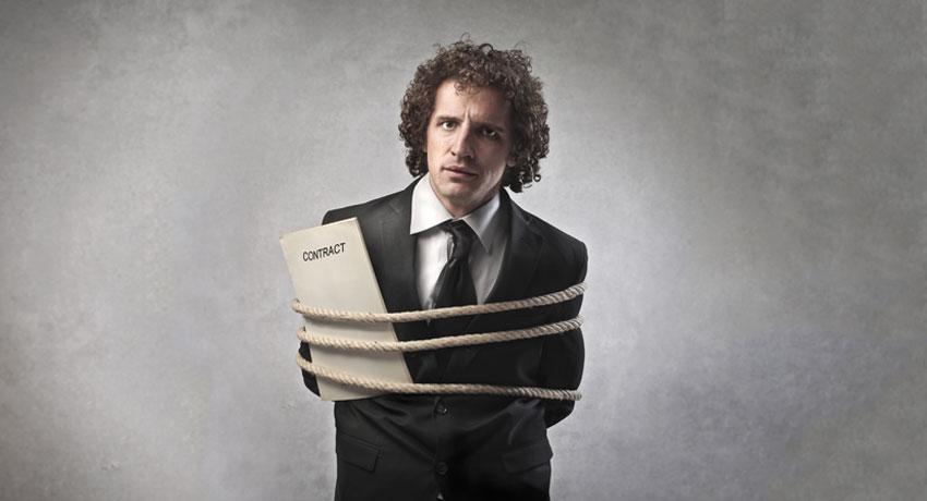 WETALENT blog afbeelding over: Zit jij (onbewust) vast aan een concurrentiebeding?