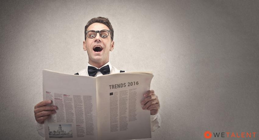 WETALENT blog afbeelding over: 5 trends op de arbeidsmarkt die in 2016 jouw zoektocht naar werk beïnvloeden