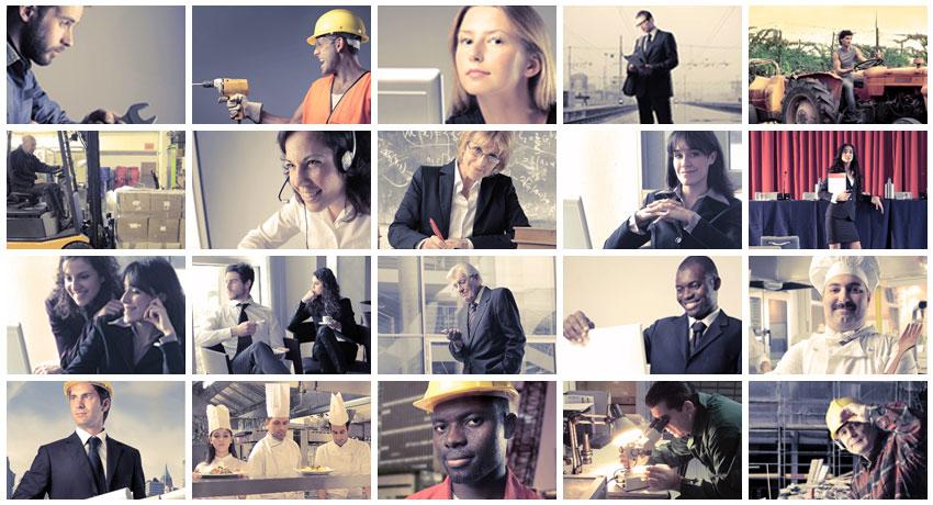 WETALENT blog afbeelding over: De 20 snelst groeiende beroepen [INFOGRAPHIC]
