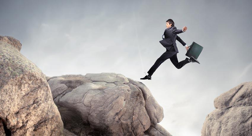Durf de sprong te wagen! 8 cv tips voor een carrièreswitch