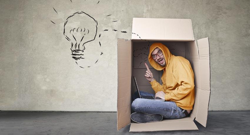 WETALENT blog afbeelding over: Out-of-the-box denken: een afwijzing omzetten in kansen