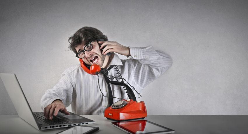 Voorkom dat je een baan misloopt, omdat je onbereikbaar bent: 6 tips