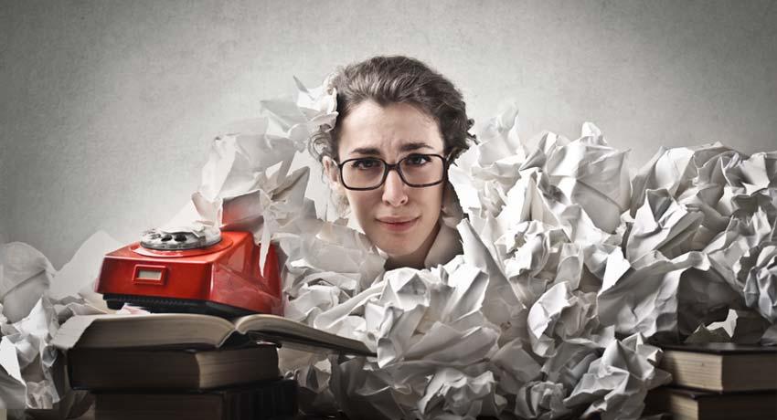 WETALENT blog afbeelding over: Een drukke werkdag overzichtelijk maken: 6 tips