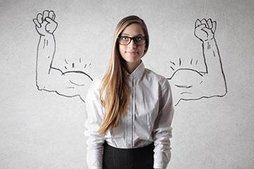 """WETALENT Blog afbeelding Een sterk antwoord op de vraag """"Wat zijn je zwakke punten?"""""""