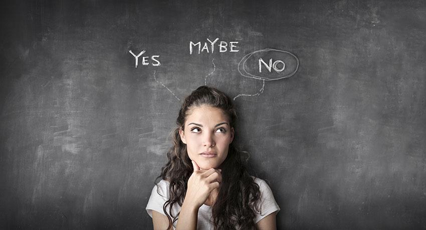 WETALENT blog afbeelding over: 4 tips om een aanbod op een baan professioneel af te slaan