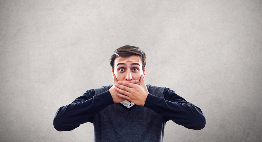 WETALENT blog afbeelding over: 15 uitspraken die je nooit moet doen tijdens je sollicitatiegesprek