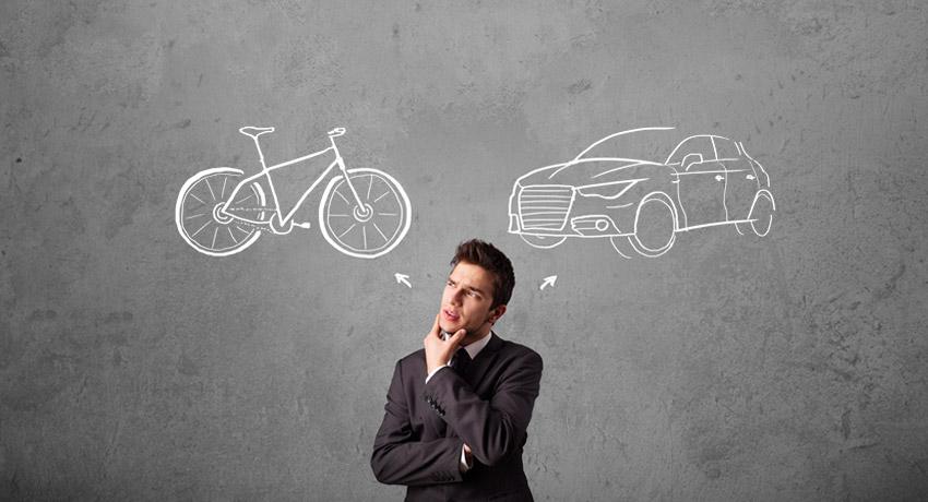 WETALENT blog afbeelding over: Waarom zou je fietsen naar je werk? 6 voordelen