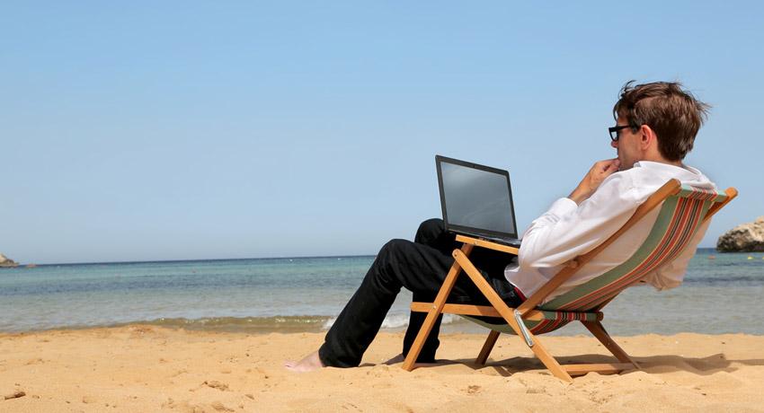 WETALENT blog afbeelding over: 5 tips om je carrière een boost te geven in de zomer