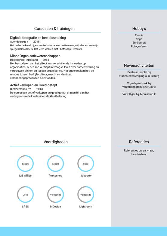 starter-cv-voorbeeld-pagina-2