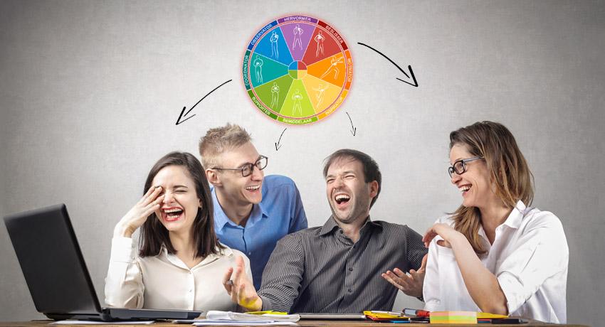 WETALENT blog afbeelding over: De DISC test: versterk je team met verschillende persoonlijkheden