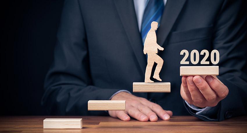WETALENT blog afbeelding over: 8 goede voornemens voor je carrière in 2020