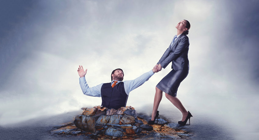WETALENT blog afbeelding over: Vastgeroest in je baan: zo ga je er het beste mee om!