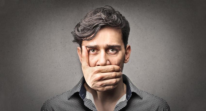 WETALENT blog afbeelding over: 5 onderwerpen om te vermijden tijdens je sollicitatiegesprek