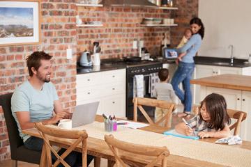 WETALENT Blog afbeelding 5 tips om het meeste uit een thuiswerkplek te halen