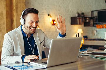 WETALENT Blog afbeelding Hoe faciliteer je een goede videovergadering?