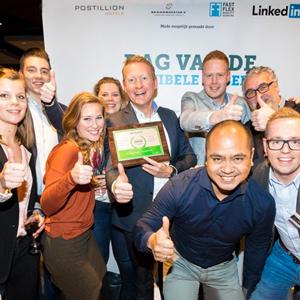 WETALENT Nieuws afbeelding WETALENT wint de Staffing Awards 2017!