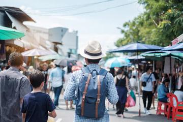 WETALENT Blog afbeelding Reizen vermelden op je cv: haal voordeel uit je reis!