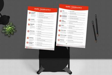 WETALENT Blog afbeelding Checklist: onderdelen op het cv!