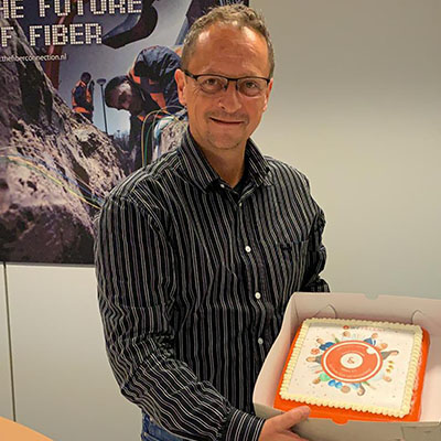 WETALENT Nieuws afbeelding Gefeliciteerd met je nieuwe uitdaging: Gerard Hultermans