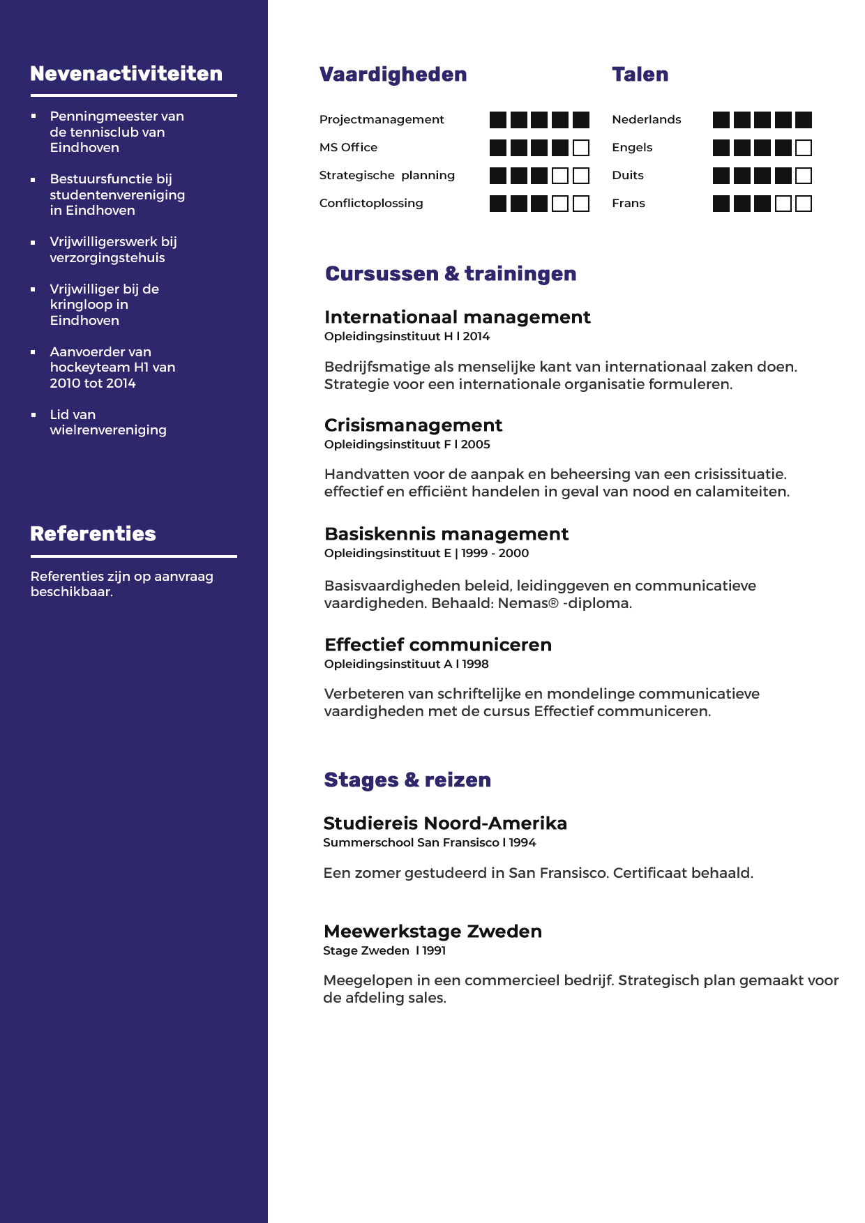 Cv-voorbeeld-manager-pagina-2
