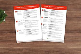 WETALENT Blog afbeelding Checklist: Het analyseren van een vacaturetekst!