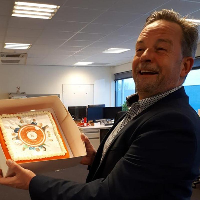 WETALENT Nieuws afbeelding Gefeliciteerd met je nieuwe uitdaging: Jacques van Gool