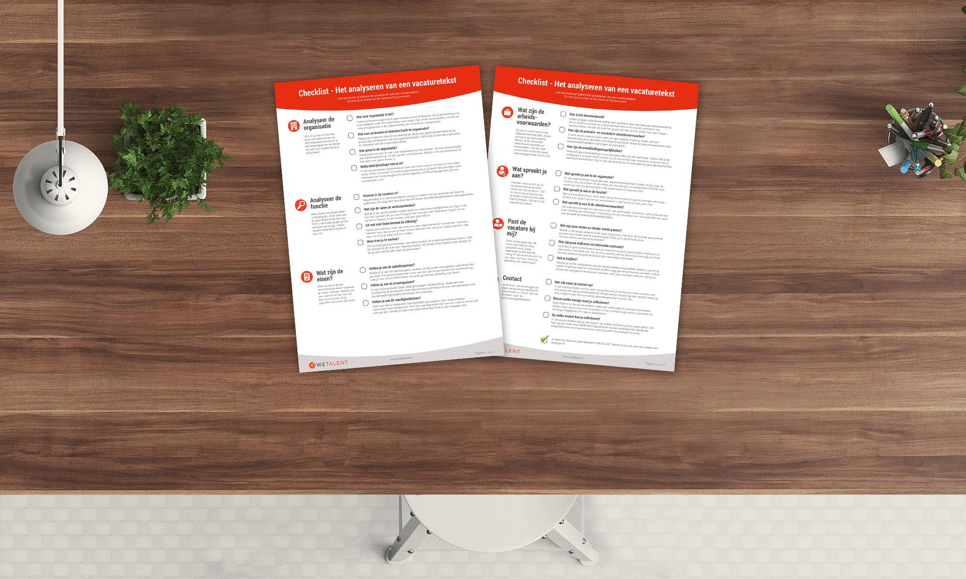 checklist-vacature-analyseren