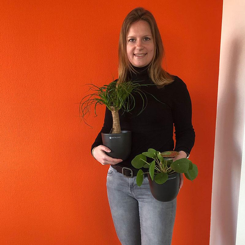 WETALENT Nieuws afbeelding Gefeliciteerd met je nieuwe uitdaging: Marjolein Gubbens