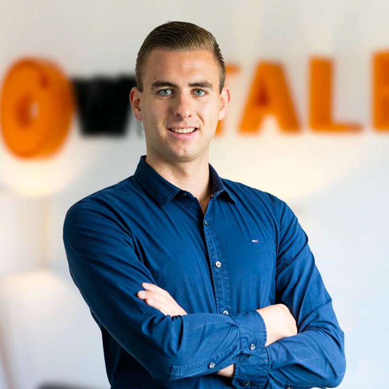 Profielfoto Lars Tertoolen