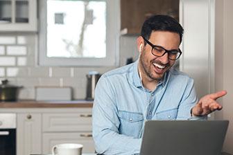 WETALENT Blog afbeelding 6 tips hoe je effectief kunt thuiswerken