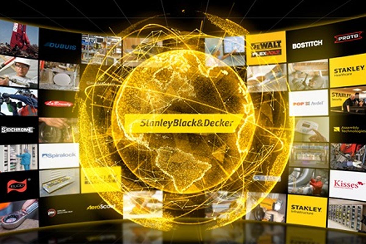 Stanley-Black-&-Decker-Merken