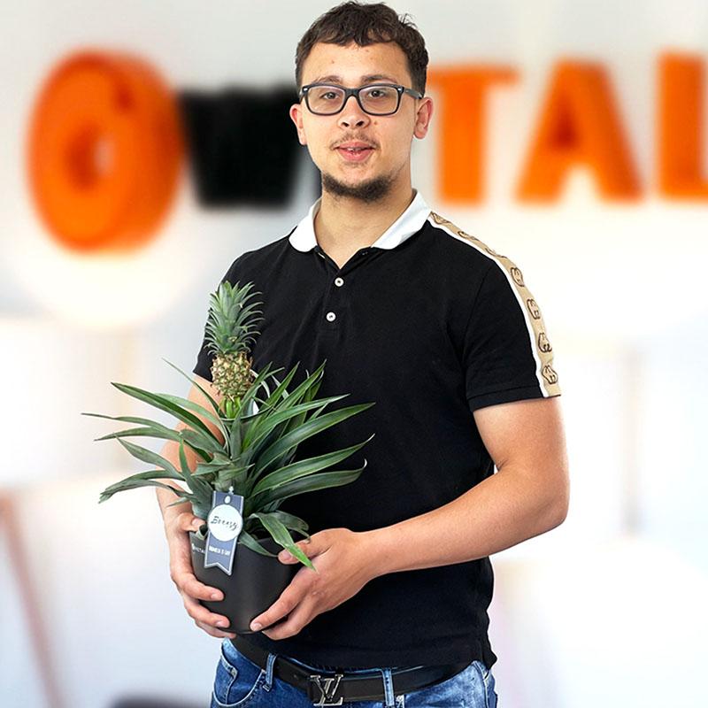 WETALENT Nieuws afbeelding Gefeliciteerd met je nieuwe uitdaging: Mohamed Hohoud