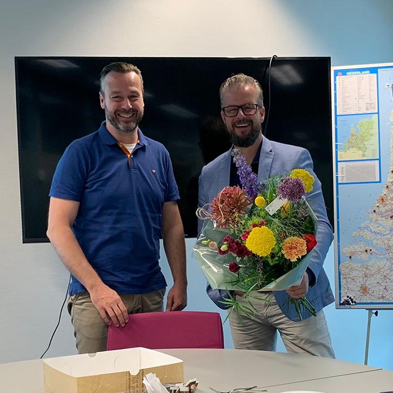 WETALENT Nieuws afbeelding Gefeliciteerd met je nieuwe uitdaging: Dirk Monsma